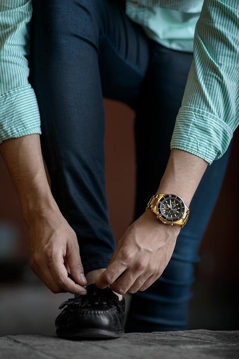 Scegliere l'orologio da polso