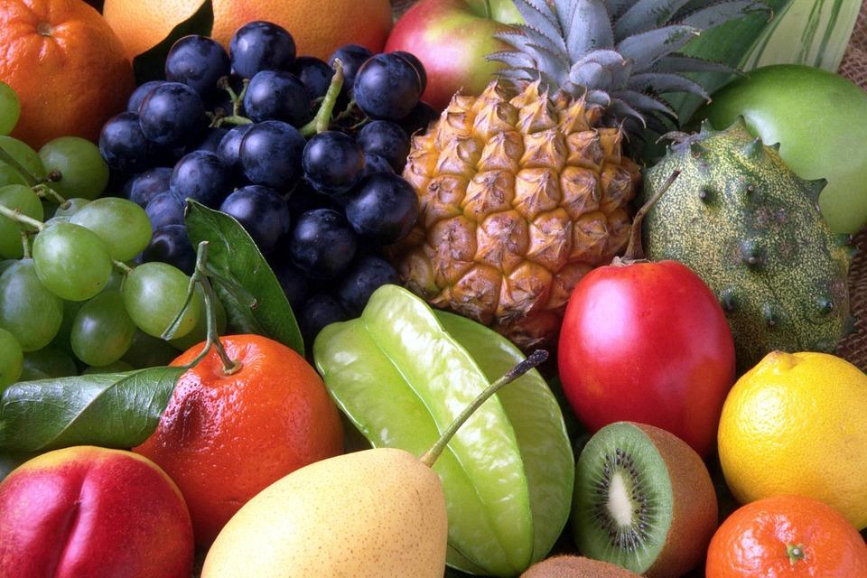 Benefici frutta e verdura