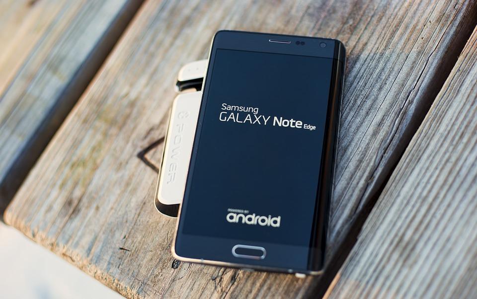 Samsung Galaxy Note gamma
