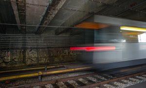 linea A metro chiusa