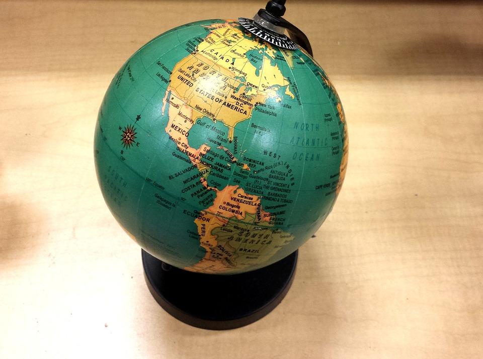 Regalare un mappamondo: un'idea sempreverde ed interessante