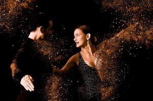 Lezione di tango a Roma