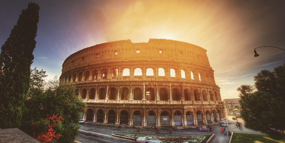 buche a Roma