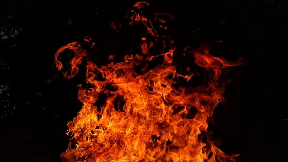 Roma incendio