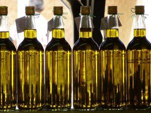 Olio d'oliva conservazione