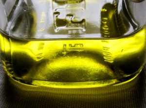 Olio d'oliva tabelle comparative