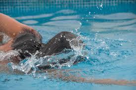 Nuotatore ferito a Roma