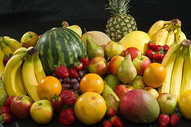 La frutta: bella da vedere e da gustare
