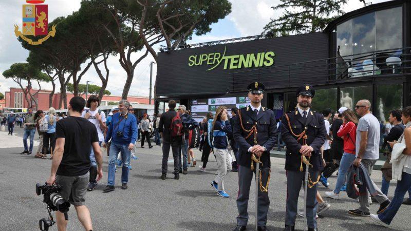 Il successo degli internazionali Bnl di tennis: fino a 250 mila visitatori