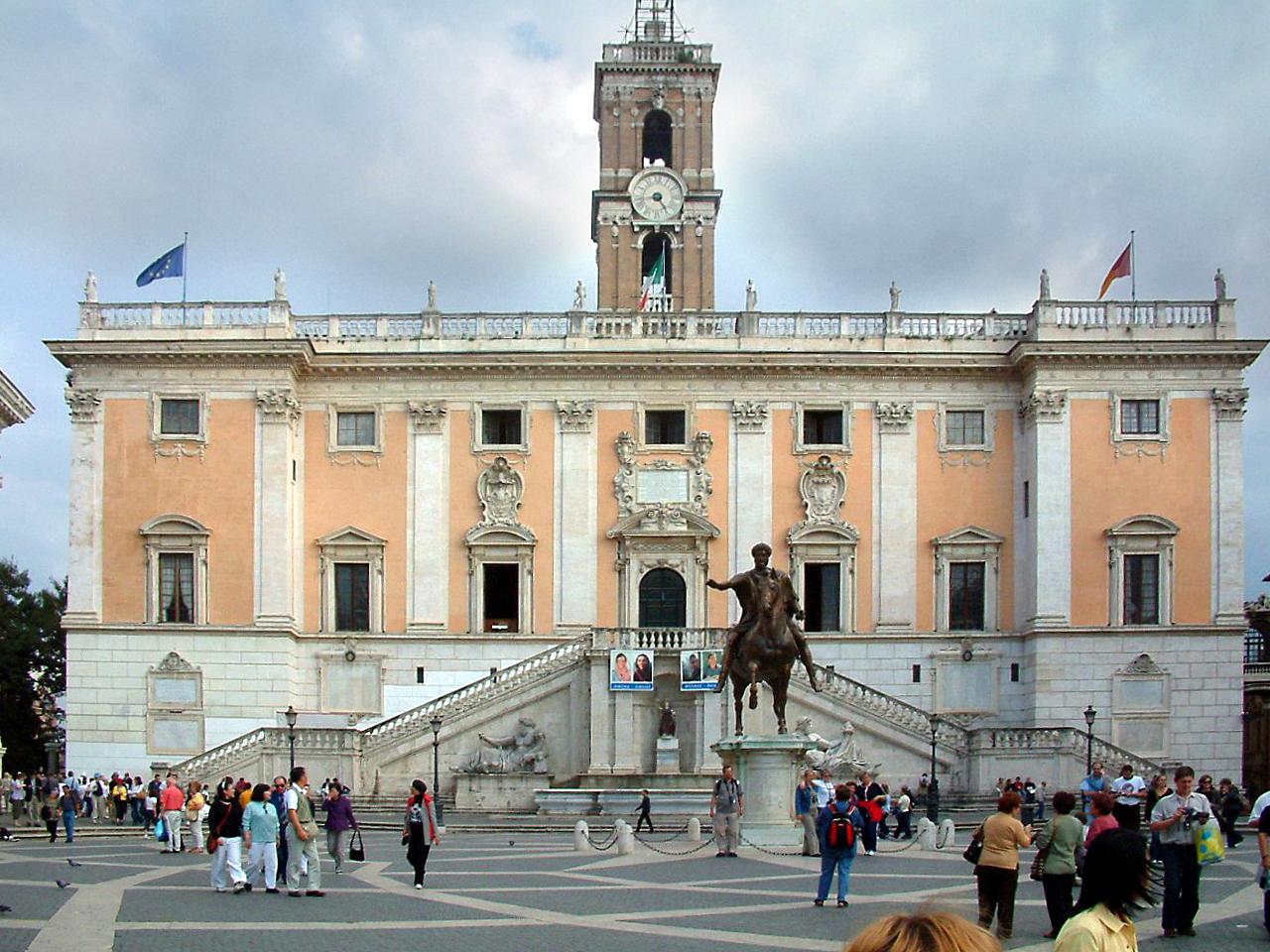 Palazzo del Campidoglio: visita guidata il 15 settembre