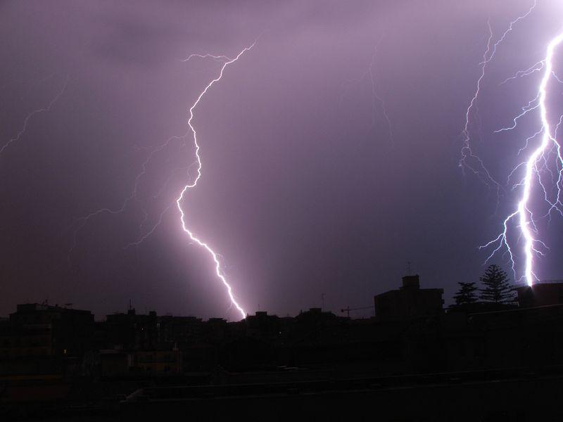 Allerta meteo: codice giallo anche per Roma