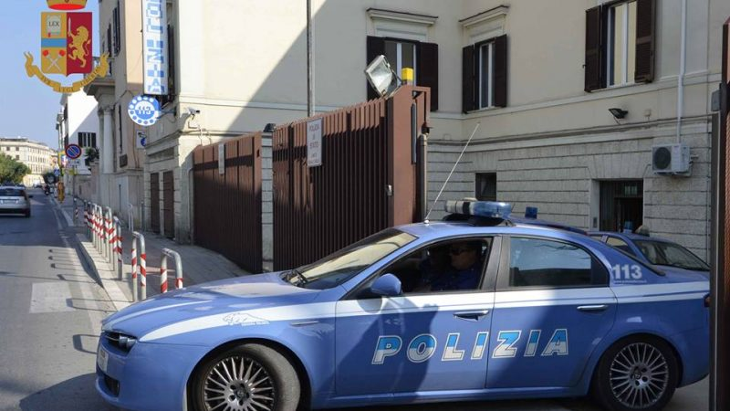 Civitavecchia: arrestato dopo aver minacciato dipendenti di un bar con il coltello