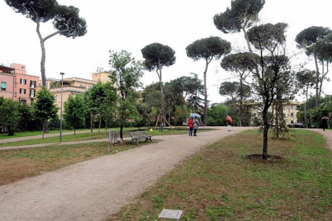Quartiere nomentano: riapertura del Parco di Villa Massimo
