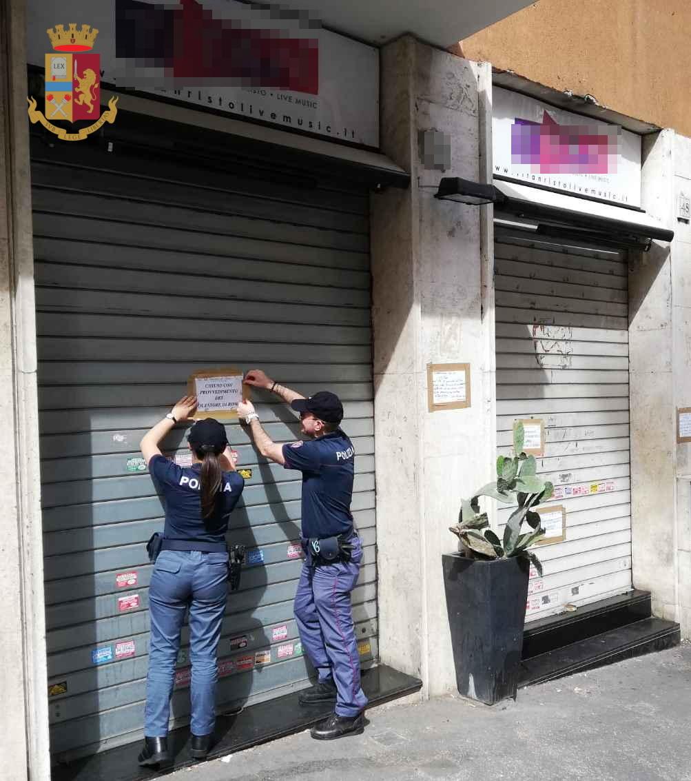 S. Pietro: sanzioni e sequestri venditori ambulanti