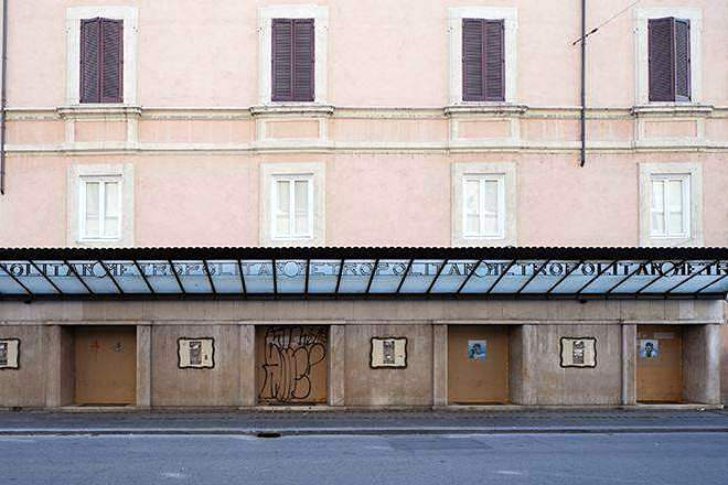 Ex cinema Metropolitan di Roma: finalmente rinasce