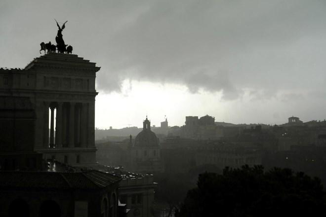 Maltempo del weekend a Roma: tutti gli interventi della Protezione Civile
