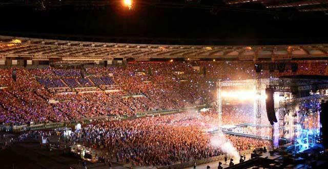 Concerto Ultimo allo Stadio Olimpico: tutti i controlli effettuati