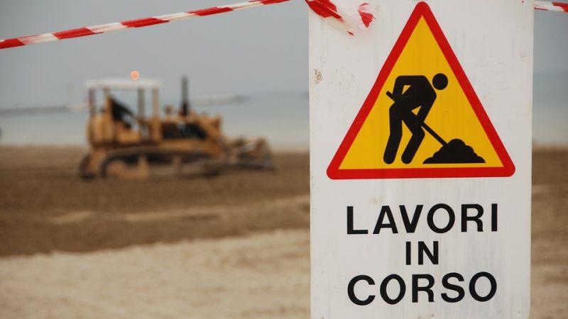Via Casilina: lavori per mettersi in sicurezza