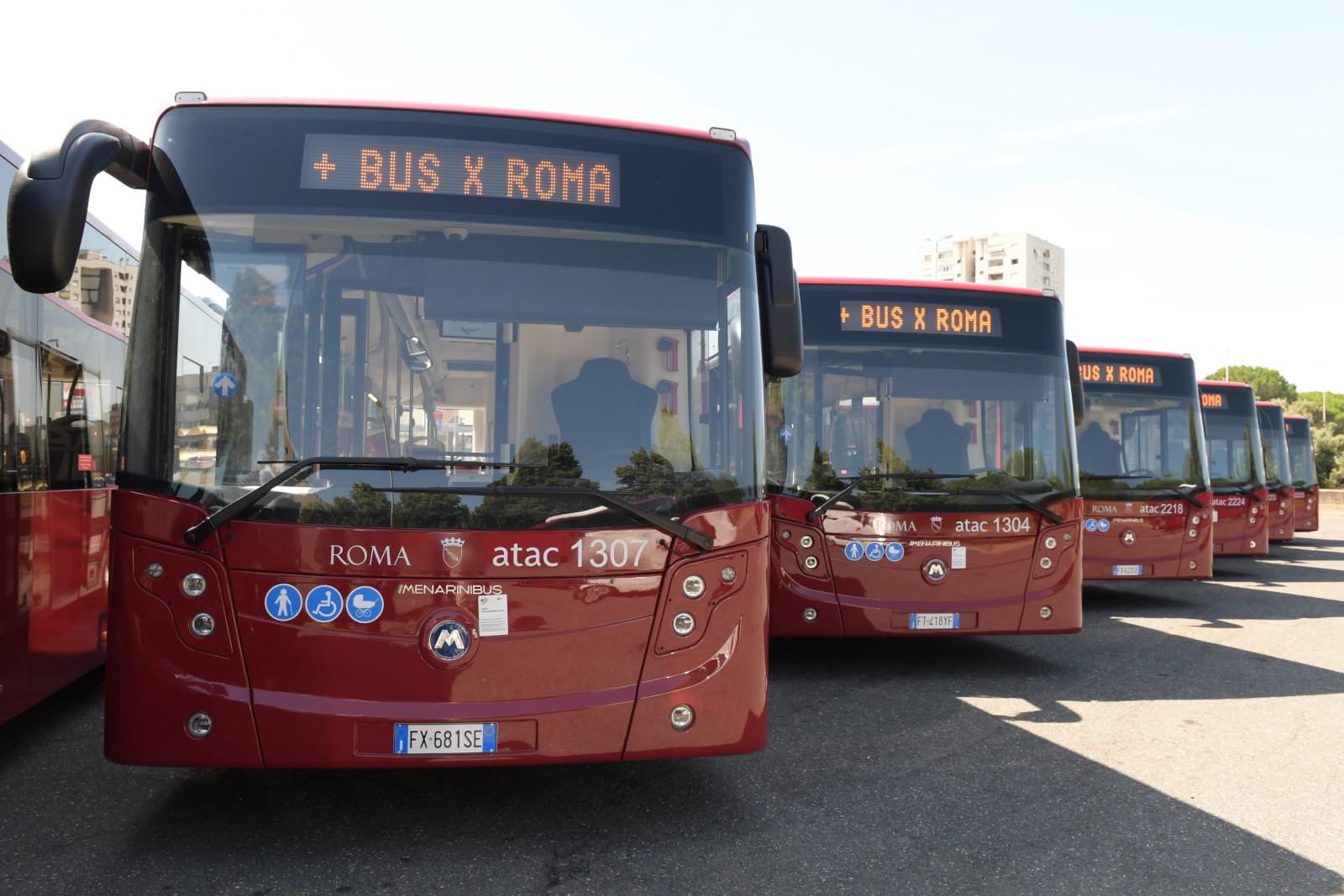 Nuovi autobus in servizio a Trigoria: ecco i collegamenti