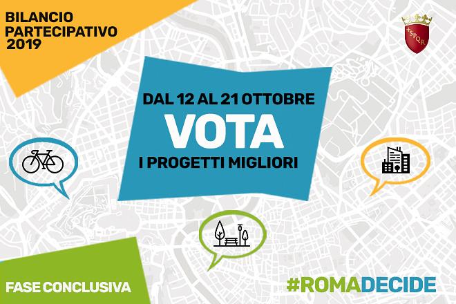 #RomaDecide: il Primo Bilancio Partecipativo