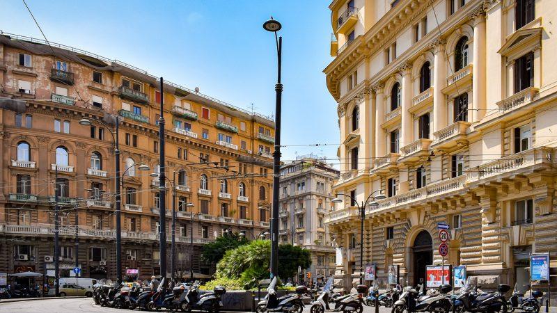 La situazione contagi nella Regione Campania