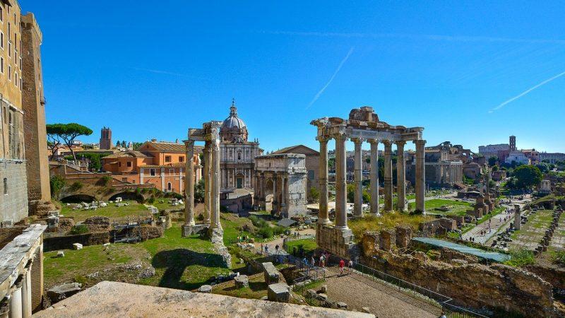Nel mese di Giugno si prevede l'apertura di Roma World