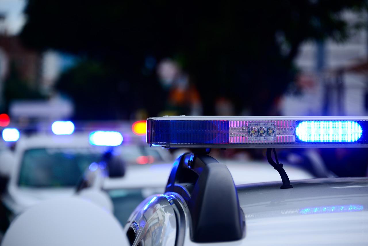 Roma : le auto della Polizia di Stato sono guaste