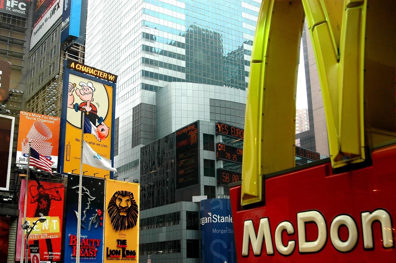 Paura al Mc Donald's di Via Giolitti