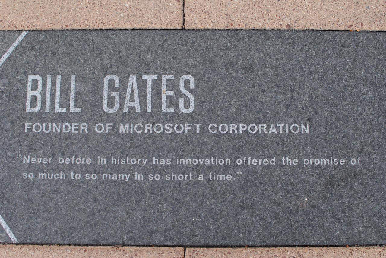 Bill Gates si candiderà alle elezioni americane? La verità da Fazio